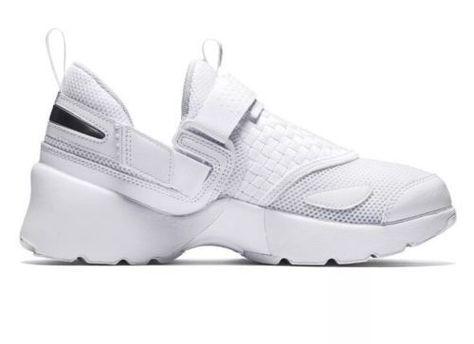 Youth Nike Air Jordan Trunner LX BG White Shoes Big Kids Sz