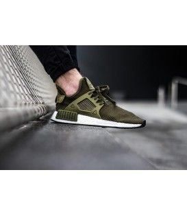 new concept a77ca ce6f3 Adidas Nmd Xr1 Mastermind Japan Oliver Green Shoe Sale ...