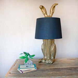 Gold Hetty Hare Table Lamp Graham Green Table Lamp Lamp Simple Lamp
