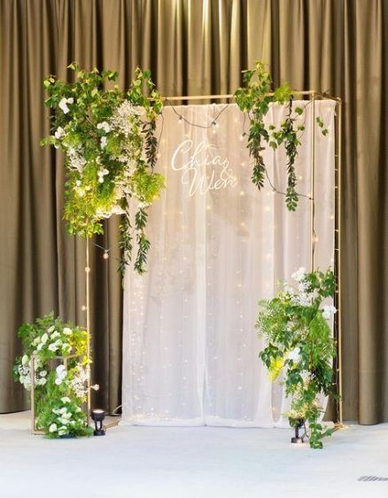 23 Ideas For Wedding Backdrop Design Parties Wedding Wedding