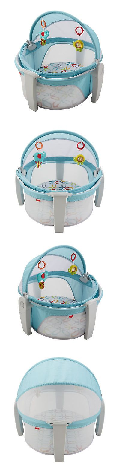 Bath Tubs 113814: Fisher-Price On-The-Go Baby Dome -> BUY IT NOW ...