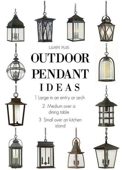 55 Ideas Garden Dream Outdoor Lighting Outdoor Pendant Lighting Front Porch Lighting Outdoor Light Fixtures