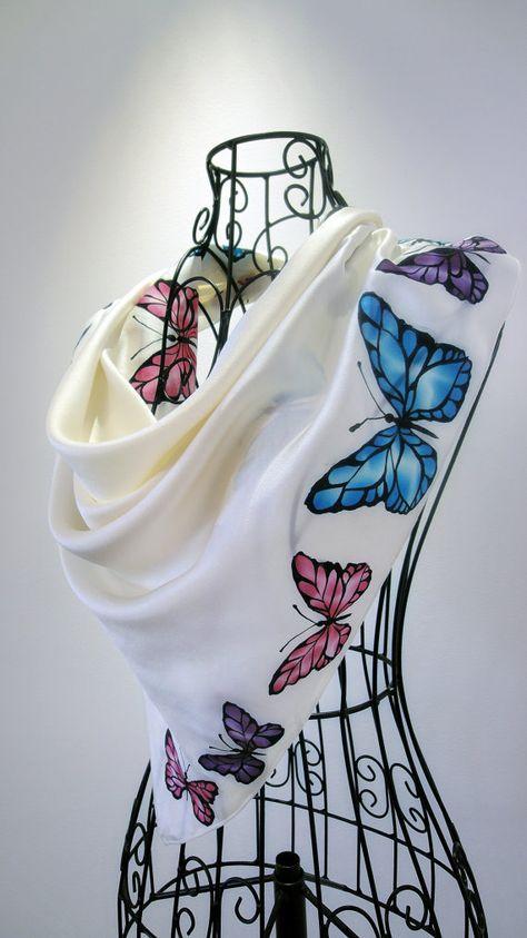 Marcadores de punto Violeta Cristal impresionante conjunto de mercado de punto hecho a mano con Regalo gratis