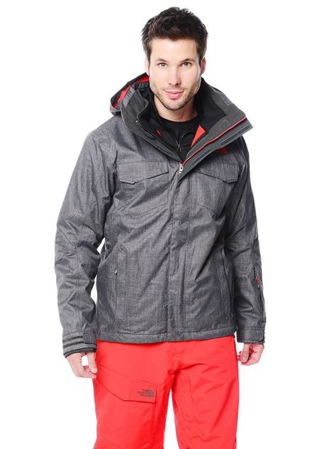 Elegant The North Face Alligare Thermoball Triklimate Jacke