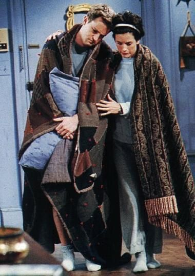 So cute, one of my fav tv couples, ever.