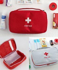 Med Aid First Aid Emergency Medical Kit Lively Focus Emergency Medical Kit Camping First Aid Kit Medical Kit