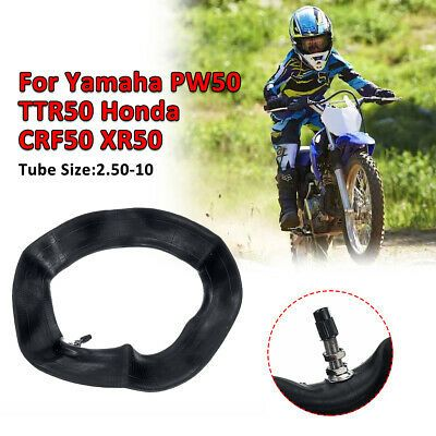 Sponsored Ebay Motorcycle Tyre Inner Tube 2 50 10 Tire For Yamaha Pw50 Ttr50 Honda Crf50 In 2020 With Images Motorcycle Tires Motorcycle Parts And Accessories Yamaha