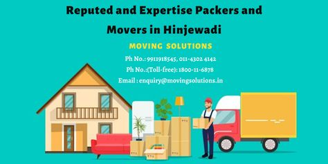 Find Packers and Movers Hinjewadi at Genuine and Reasonable Price