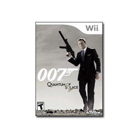 Video Games Nintendo Wii Wii James Bond