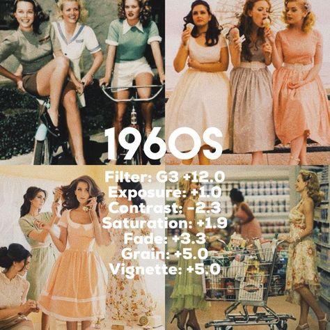 #vsco #vscocam #vscofilter #vscoedit #vscooutfit #vintage #vintageedits #1960s #photography #photoshop