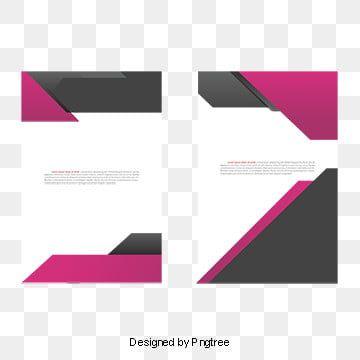 Geometry Fashion Template Album Cover Folding Leaflets Advertising Design Vector Brochu Brochure Design Template Brochure Cover Design Business Brochure Design