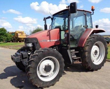 Case Ih Mx80c Tractor Service Repair Manual