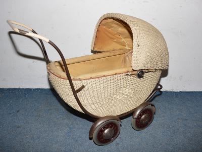 Starozitny Kocarek Aukro Vintage Toys Old Toys Baby Strollers