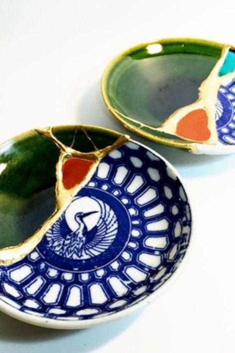 Kintsugi filosofia di vita nelle ceramiche giapponesi | FYHWL
