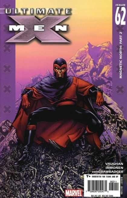 X-MEN VS MAGNETO COMIC POSTER 24x36 CLASSIC 51148