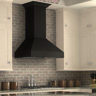 Zline Kitchen And Bath 30 Designer Series 400 Cfm Ducted Wall Mount Range Hood Wayfair In 2020 Kitchen Vent Hood Kitchen Range Hood Kitchen Vent