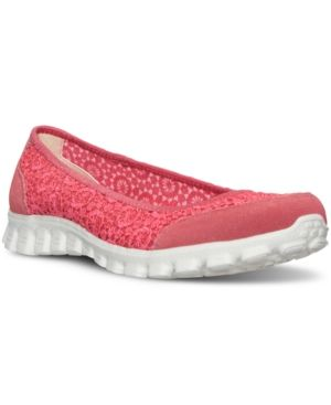 Skechers Women's GOwalk Flighty Memory Foam Walking Sneakers