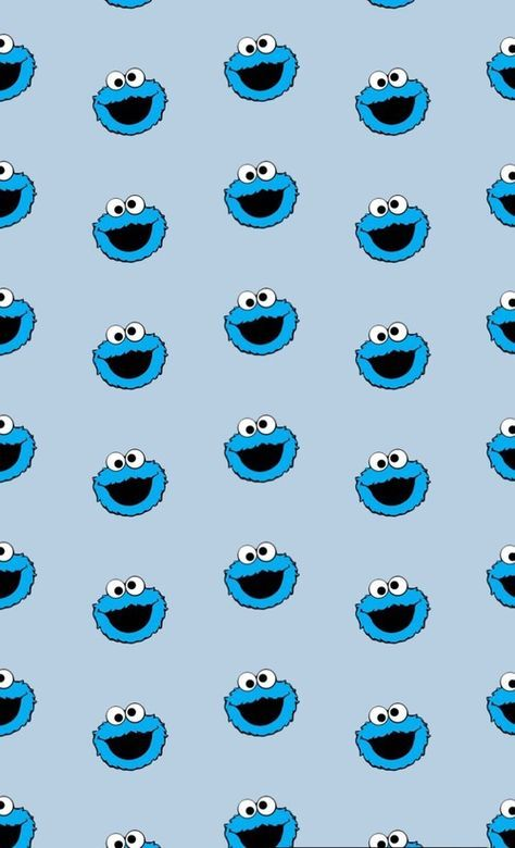 Trendy Cookies Monster Wallpaper Sesame Streets Ideas With Images