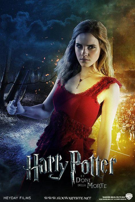 Hermione Granger Pt.1 - Deathly Hallows Extended by HogwartSite on DeviantArt