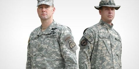U.S. Army Combat Uniform applied with the Universal Camouflage Pattern (© U.S. Army, PEO Soldier, https://peosoldier.army.mil) After eight years and a reported five billion in development, the U.S. Army is ditching its pixelated-looking uniform in favor of something that doesn't look like it was borrowed from the