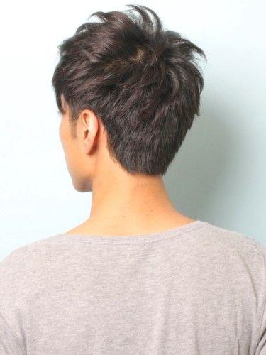 ツーブロックショート メンズヘア特集 最旬スタイル メンズファッションメディア Otokomae 美髪 メンズ ヘアスタイル ヘアスタイル