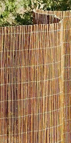 Epingle Par Harnois Eloise Sur Balcon En 2020 Canisse Canisse Balcon Cloture Jardin Bois