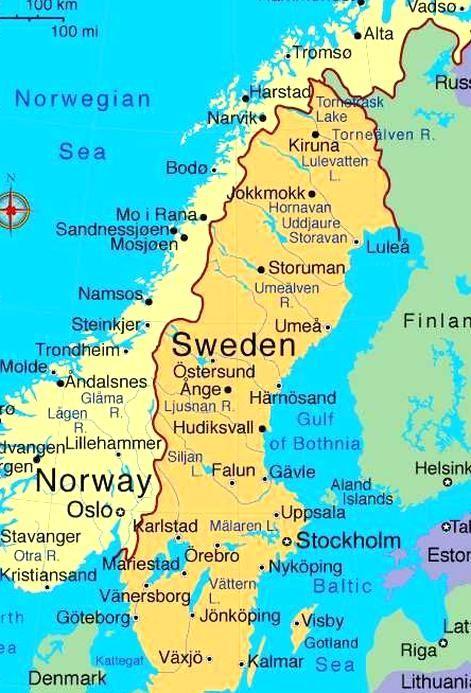 Imgur Post Imgur Scandinavia Scandinavia Ancestry In 2020 Norway Map Sweden Travel Norway Sweden Finland