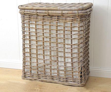 Porto Laundry Basket Tall Storage Basket With Lid Tall Storage Baskets Storage Baskets With Lids Storage Baskets