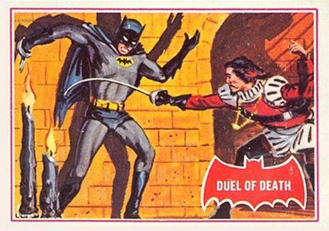 1973 Kung Fu Card #52
