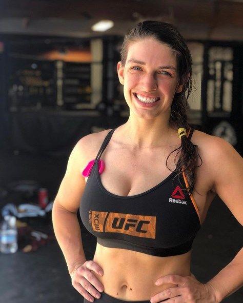 Mackenzie Dern Booty