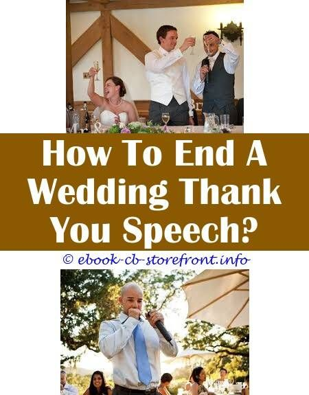 9 Sensible Tricks 1 Minute Wedding Speech Wedding Reception Groom Speech Short Wedding Thank You Speech Examples Reddit Brother Wedding Speech Wedding Party Sp