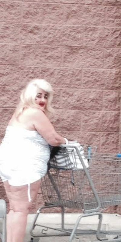Maybe It's Maybelline? Worst Makeup Ever at Walmart - Snow White Make Up Fail - Funny Pictures at Walmart