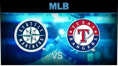 Texas Rangers Vs Seattle Mariners Live Stream Baseball Live Seattle Mariners Texas Rangers