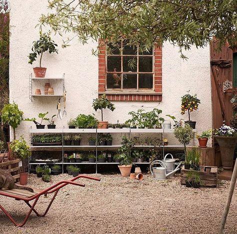 176 gilla-markeringar, 5 kommentarer - Grand Relations (@grandrelations) på Instagram: Beautiful outdoor spaces with @stringfurniture 🤎