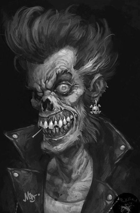 Undead Greaser