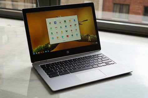 HP Chromebook 13 Is the 500 Computer That Can Get to Work