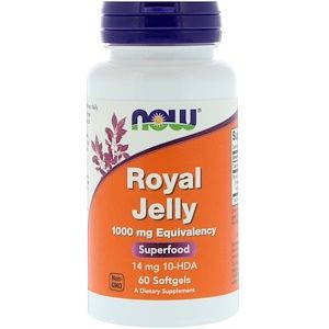 Now Foods رويال جيلي 1000 مجم 60 كبسولة جيلاتينية رخوة Iherb Com Now Foods Royal Jelly Health Tonic