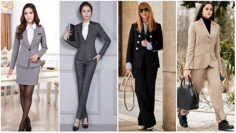 How to Wear Business Attire for Women | Business attire