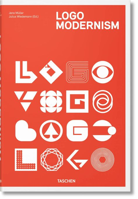Logo Modernism, Book