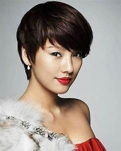 Pin On Asian Short Hairstyles For Women