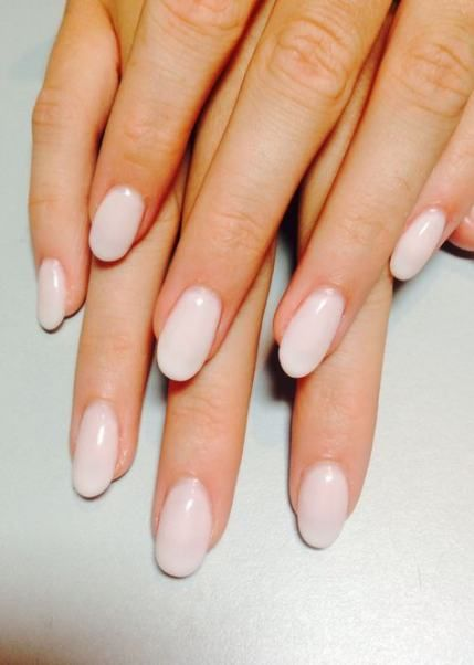 Pin By Erin Dykstra On Get Nailed In 2020 With Images Natural Acrylic Nails Rounded Acrylic Nails Pink Manicure