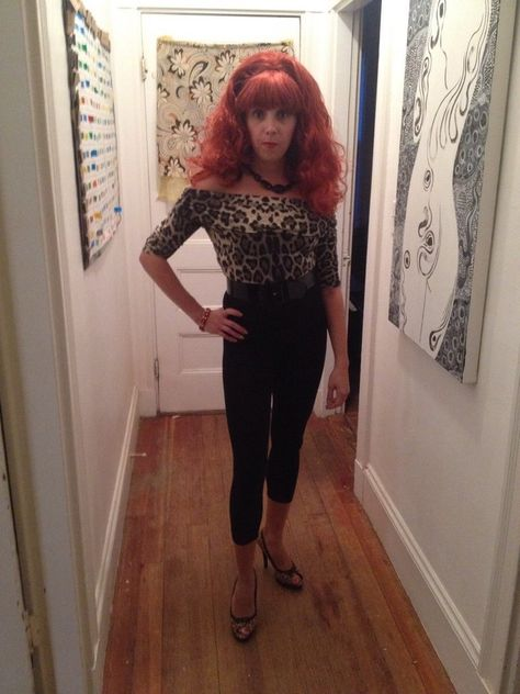 Pin for Later: Get Early Halloween Inspiration From These Real Pop Culture Costumes Peggy Bundy