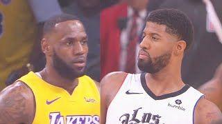Los Angeles Lakers Vs Los Angeles Clippers Full Game Highlights Los Angeles Lakers Vs Los Angeles Clippers December 25 Lakers Vs Lakers Vs Clippers Nba Season