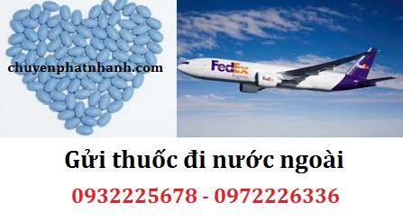 Image result for Gửi thuốc đi Quốc tế | Dịch vụ Fedex GIẢM 30%