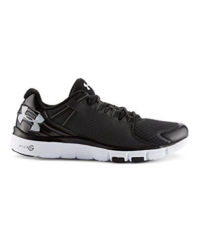 Under Armour Mens UA Micro G Limitless Training Shoes 105 Black >>> See this