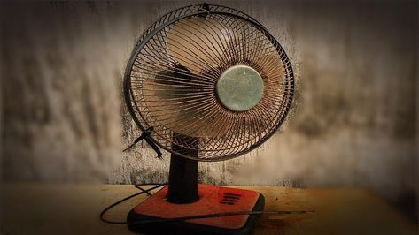 Restoration Of Antique Electric Fans