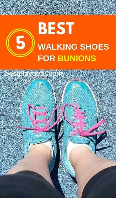 best women's athletic shoes for bunions