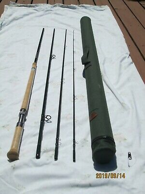 Ad Ebay Link Snowbee 15 Spey Rod 10 11 Wt S10023 With Images Surf Rods Fly Fishing Rods Fly Fishing Line