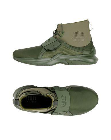 puma scarpe verde militare