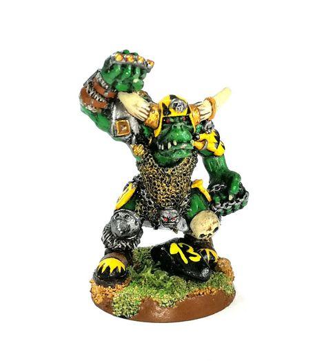 black orc blocker 13 greenbay moschaz kohlis blood bowl teams rh pinterest com